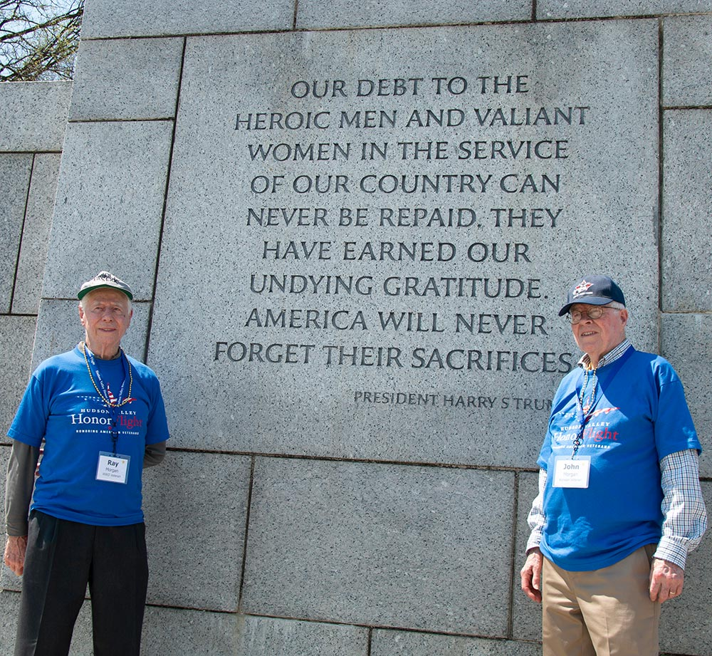 About Hudson Valley Honor Flight