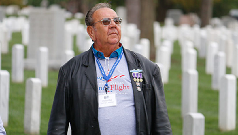Hudson Valley veterans visit D.C.