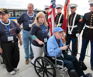 Flight Day for Hudson Valley Veterans