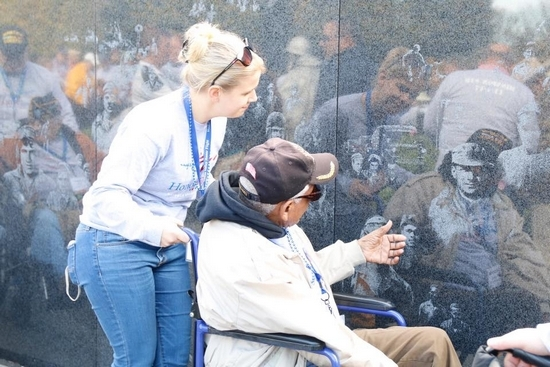 Volunteer with Hudson Valley Honor Flight