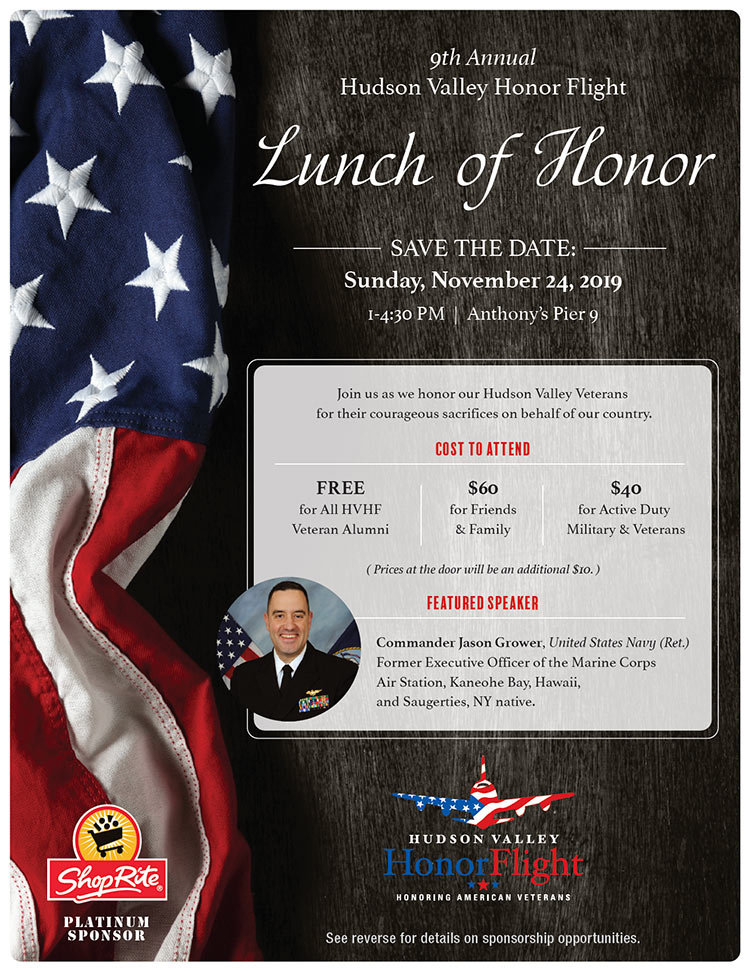 Lunch of Honor 2019
