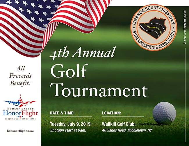 OCHSA 4th Annual Golf Tournament