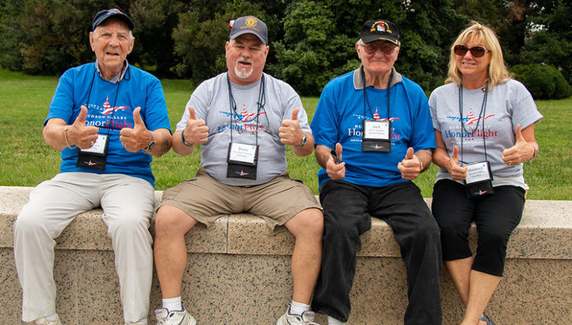 Upcoming Hudson Valley Honor Flight - April 13, 2019