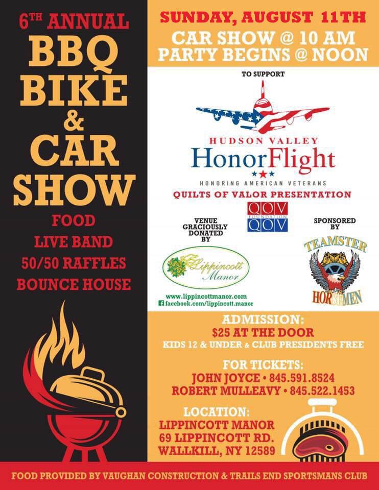 BBQ, Bike & Car Show