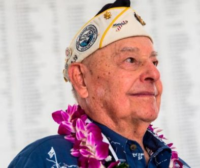 Lou Conter - WWII Pearl Harbor Veteran